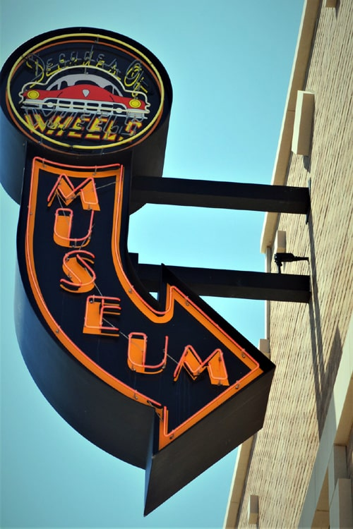 Decades of Wheels Museum in Baxter Springs holds grand opening