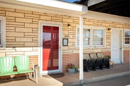 Station 66 owner opens Vega Motel residence as Airbnb