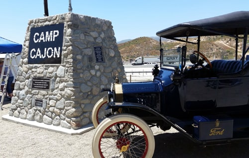 Camp Cajon team begins offering field trips of historical sites in Cajon Pass
