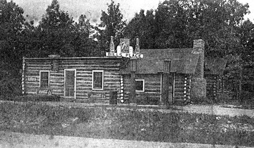 Researcher finds a photo of the precursor of John's Modern Cabins