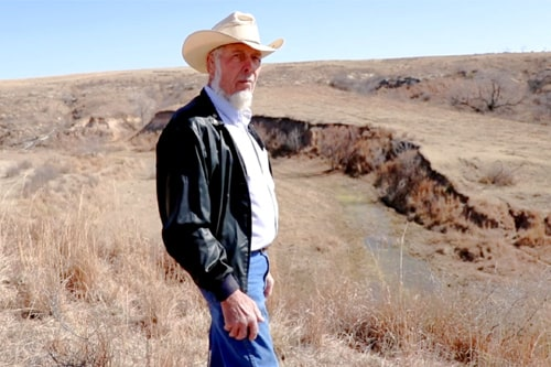PBS station interviews Delbert Trew, a figure in Route 66's renaissance