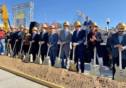 OKPOP museum breaks ground in Tulsa