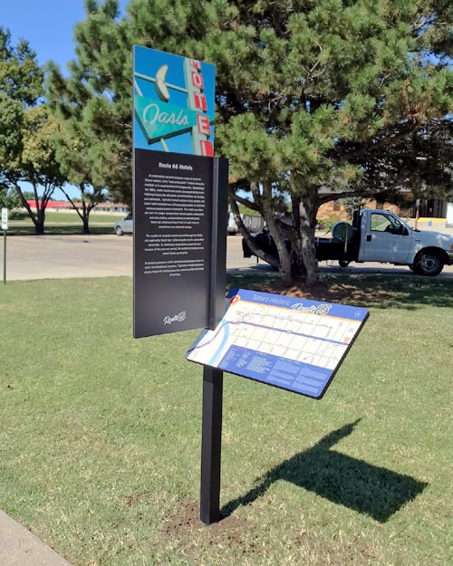 Tulsa adding 29 historical markers along Route 66