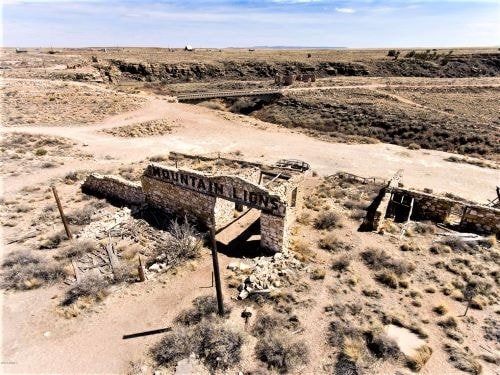 Two Guns site in Arizona under contract; fate remains unknown