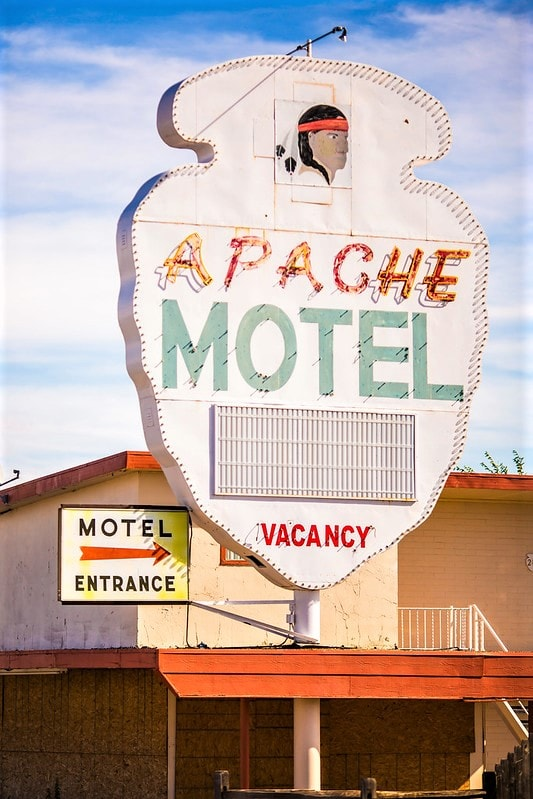 Apache Motel in Tucumcari to be restored; is scheduled to reopen by late summer