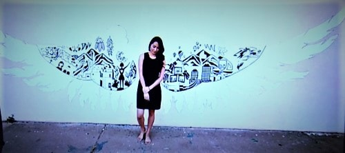 New murals add positive vides during a trying time