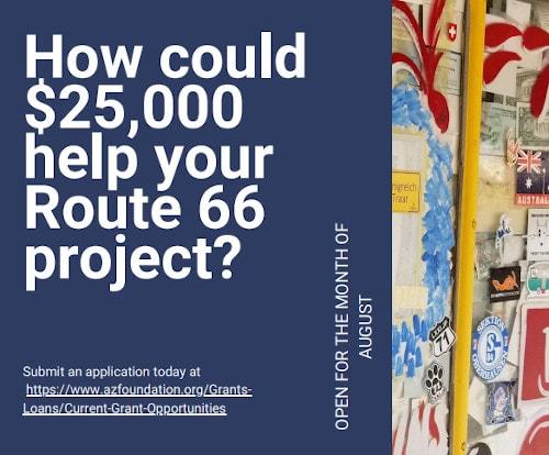 Arizona Route 66 grant application season is open