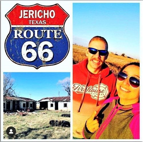 Couple buys Jericho, plans to beautify and stabilize motor-court ruins