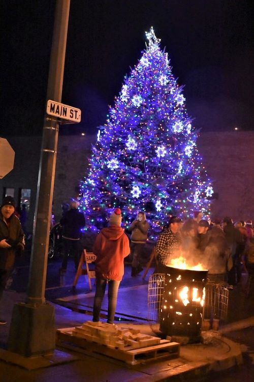 Sapulpa will get a 26-foot Christmas tree in downtown