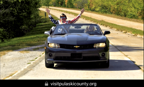 Pulaski County offers playful but serious COVID-19 cautions in a new tourism video