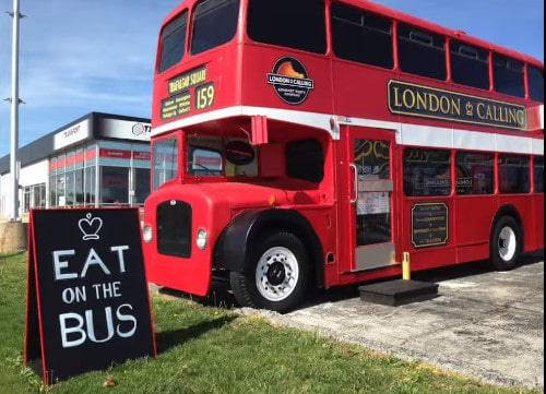London Calling closes double-decker bus at Route 66 Food Truck Park in Springfield