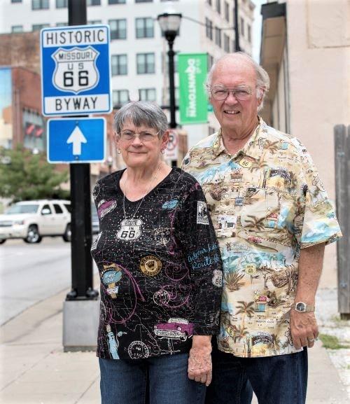 Longtime Missouri Route 66 advocate Glenda Pike dies