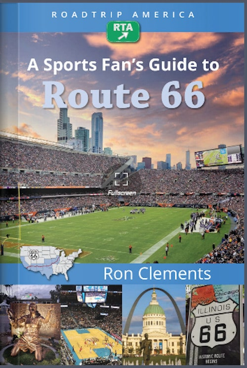 """Book review: """"A Sports Fan's Guide to Route 66"""""""
