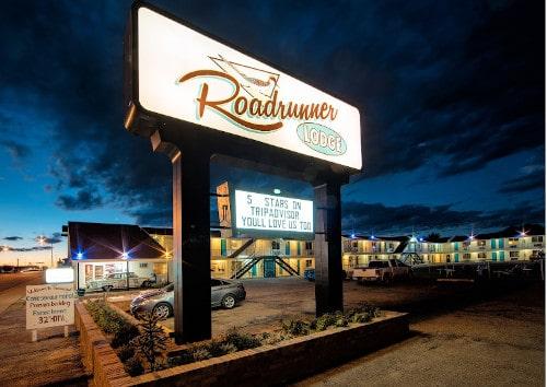 Owner of Roadrunner Lodge Motel in Tucumcari featured in Genuine Route 66 Life video