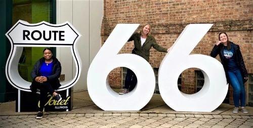 Route 66 selfie station added to Joliet Area Historical Museum