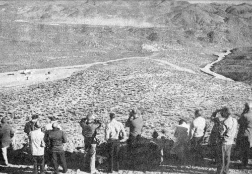 California nearly used atomic bombs to help bypass Route 66 in California