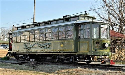 Century-old Webb City streetcar rolling again after being sidelined during pandemic