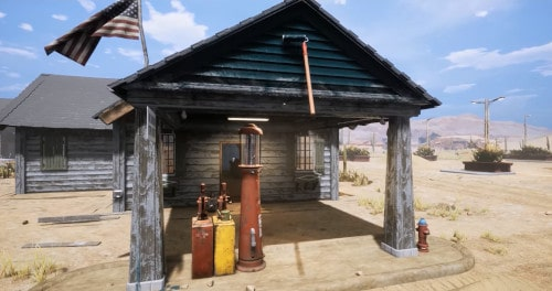 New videogame allows users to restore, reopen a gas station on Route 66
