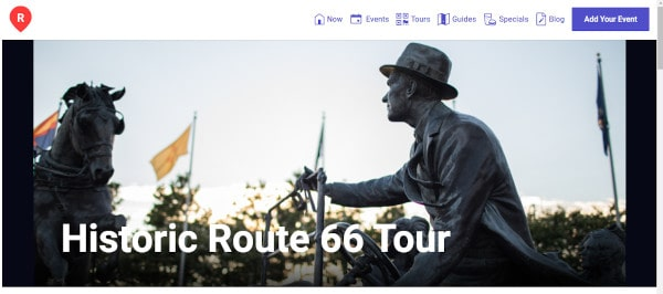 New website offers self-guided tours of Route 66 in Tulsa