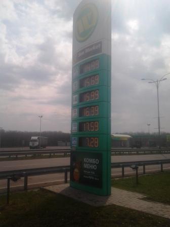 Photo of АЗС Украины, сети и рынок нефтепродуктов