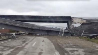 Photo of Донбасс и разрушенные дороги