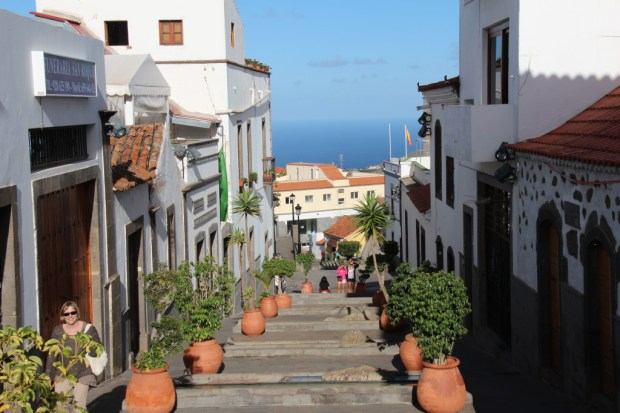 Firgas, Canary Islands
