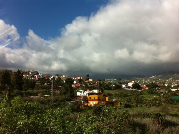Mountains near Las Palmas, Gran Canaria