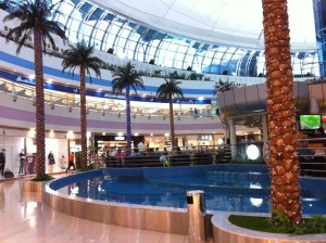 A view of the Marina Mall, Abu Dhabi