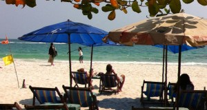 A Ko Samet beach