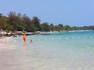 Ao Phai beach, Ko Samet