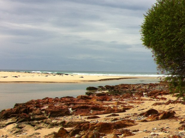 Betka Beach, Mallacoota, Australia's South East Coast