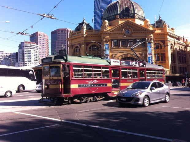 City Circle Tram, Melbourne