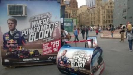 Grand Prix in Melbourne 2014