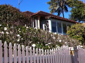 A house at Watsons Bay