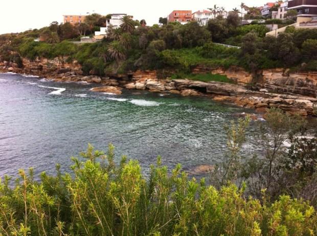 Bondi to Coogee coastal walk, Gordons Bay