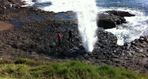 The Little Blowhole, Kiama