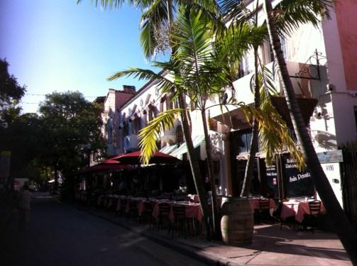 Espanola Way ,South Beach, Florida
