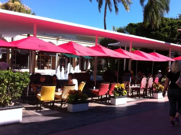 Lincoln Street Mall, Miami South Beach