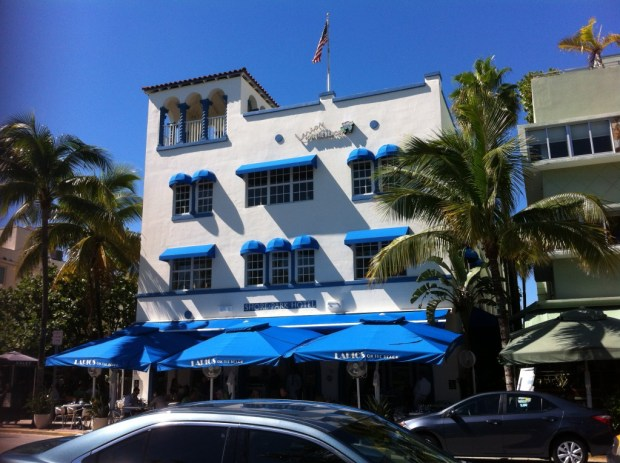 Trip ideas: Miami Beach Ocean Drive