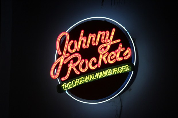 Johnny Rockets, Ocean Drive, South Beach
