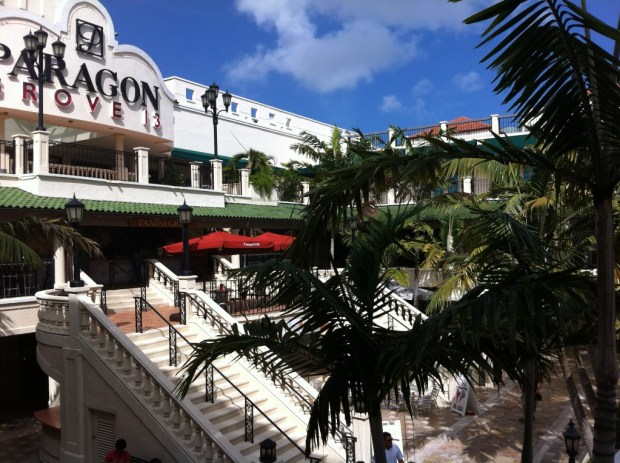 Coconut Grove Shopping Mall