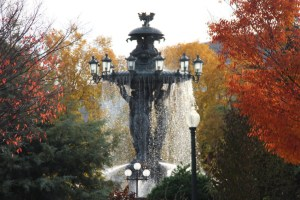 US Botanic Garden, Capitol Hill walk