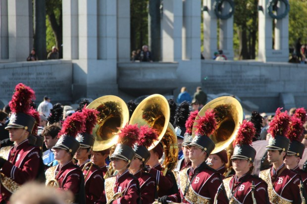 Veterans Day, National Mall walking itinerary