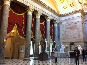 National Statuary Hall, US Capitol