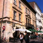 Trip ideas: Krakow Old Town