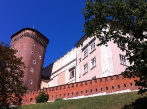 The Wawel Hill, Krakow