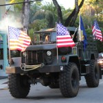 A parade in Key West