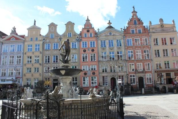 Dlugi Targ, Gdansk