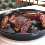 Wagyu steak, Delmonico Cut Steak House, Sopot
