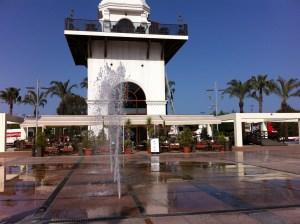 Fountain, Kemer, Antalya
